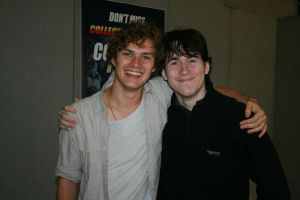 Knight of Awesomeness: Me and Loras Tyrell by XProdigy