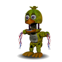 Old Chica Accurate by YinyangGio1987