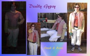 Deadly Gypsy Collage by Flame22