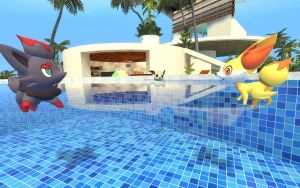 {GMOD} Swimming in the pool by tennisblaze543