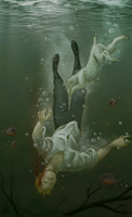 91. Drowning by XtreamCrazy