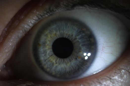 CloseUP Eye - Try #1 by Surfinger