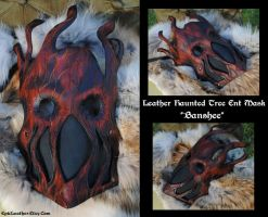 Haunted Tree Ent Mask- Banshee by Epic-Leather