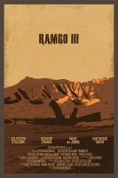 Rambo 3 by edgarascensao