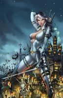 Zenescope GFT Unleashed #2, J. Tyndall by sinhalite