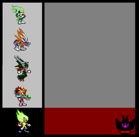 Evolution #2 ( TO BE UPDATED ) by GIGAN05