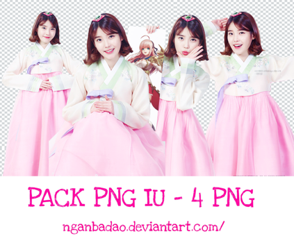 PACK PNG #51 by nganbadao