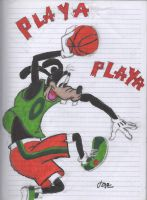 Goofy by Fighter3