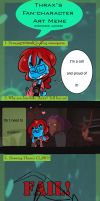 THRAX FAN MEME by MakiLoomis