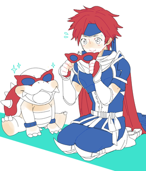 Roy and Roy by Ninplanet123