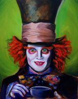 The Mad Hatter by sweeneylover18