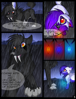 Mystical Dogs Comic Page 5 [OLD] by Kiyukii