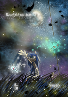 [Sonic Colors] Reach For The Stars by mizusawa-yuki