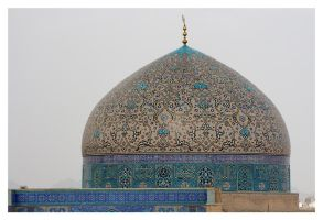 Sheikh Lotfollah Mosque 5 by rad-19