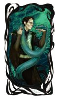 Tom Riddle by iago-rotten