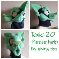 Toxic 2.0 wip 1 by Califurnia-suits