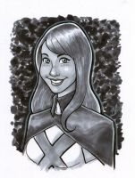 Little Miss Martian by BigChrisGallery