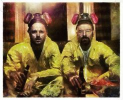 Breaking Bad by davidmair
