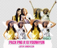 Pack png #10: Yoonhyun couple by Vani2412