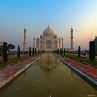 Taj Mahal by AndrewToPhotography