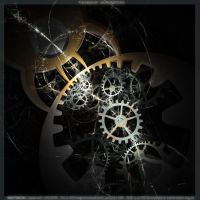 Gears Nightmare by fractalyzerall