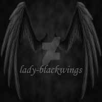 Prize Art: For lady-blackwings (Christmas 2012) by kawaiiwolves