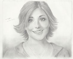 Alyson Hannigan by monistephaniee