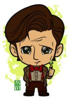 I'm the Doctor!!! by lordmesa