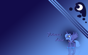 Luna's wallpaper by Fennrick