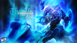 CHAMPIONSHIP THRESH WALLPAPER by T1beeties