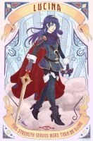 Lucina by BoyWhoStrutted