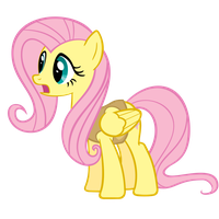 Fluttershy - Winter wrap up by Angel-the-Bunny