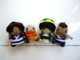 Avatar The Last Airbender Amigurumi by AnyaZoe