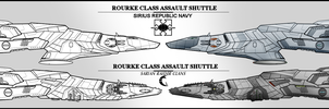 Rourke class by Lineartbob