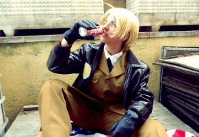 America's cosplay [APH] by CallmeAlfiaH