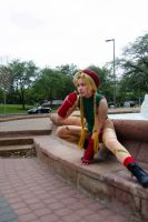 Cammy: Ready to Go by Miss-Marquin