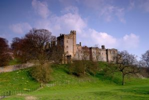 Haddon Hall by horai