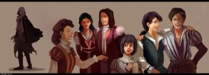 Ezio'sFamily by xddmlgb
