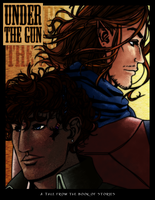 TBOSR2: Under the Gun Cover by Conspiracy-Z-Cycle