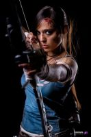 Lara Croft Tomb Raider Reborn ( japan Expo 2013 ) by illyne