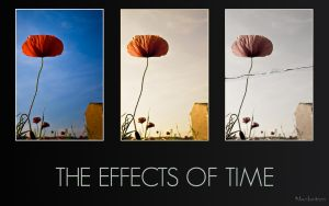 The Effects of Time Walpapper by NEOkeitaro
