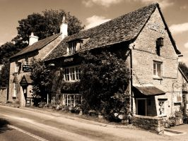 The Trout Inn by dramaticpeanut