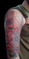 music inside by tattooneos