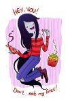 Marceline's fries by xiusha