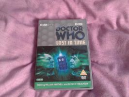 Doctor Who Lost in Time by Dingofan