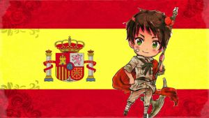 Spain Wallpaper by OhItzMimzy