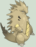 Alfa Version Tyranitar