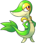 Snivy - Tsutarja by arkeis-pokemon