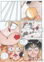 Raw FMA Two Worlds One Soule Vol2Chap2-Page2 by Reika2