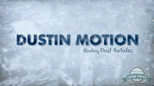 Dust in Motion - Organic Particles by MotionPatriot